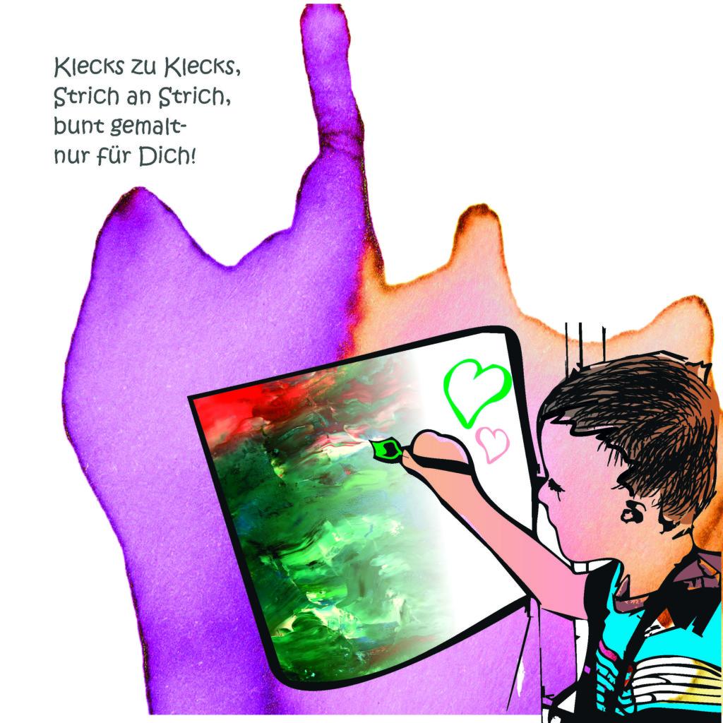 Kinderkunst Seite 5
