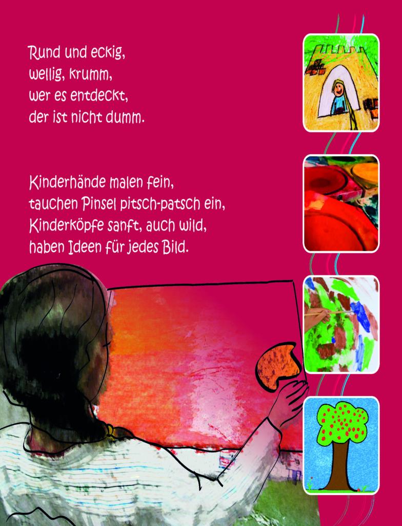 Kinderkunst Seite 6